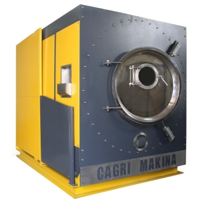 CMT 400 C Pre Squeezing Textile Washing and Stone Washing Machine